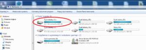 Blokowanie pulpitu - okno mój komputer