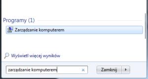 Zarządzanie komputerem